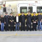 PPWC Donates $12,000 to Fire Departments